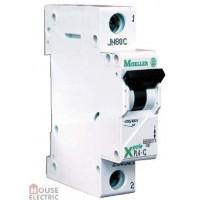 Автоматический выключатель Moeller PL4-C6/1 4,5kA