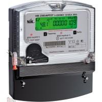 НИК 2303 АРП3Т 1100 МС активной и реактивной энергии двунаправленный многотарифный ЖКИ счетчик