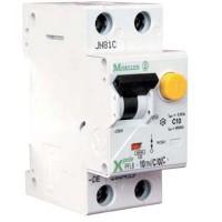 Дифференциальный автоматический выключатель PFL6 C 16/1N/C/003 Moeller