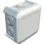 Коробка распределительная наружная Т40 90х90х52 IP55 OBO Bettermann