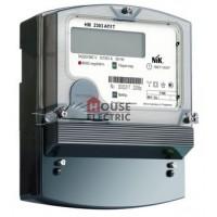 НИК 2303 АК1Т 1100 МС - трехфазный электронный счетчик электрической энергии многотарифный
