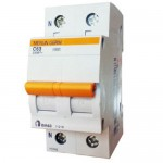 Авт. выключатель ВА63 1П+Н 16A C Schneider Electric