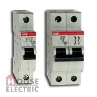 Автоматический выключатель SH201-B63 АВВ