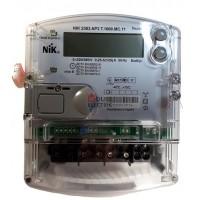 Счетчик день-ночь трехфазный NIK 2303 AP3T.1000.MC.11