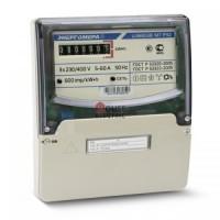 Трехфазный электросчетчик ЦЭ 6804  220В 5-60А М7Р32