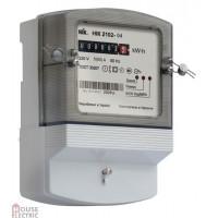 НИК 2102 02 М1- однофазный счетчик электрической энергии