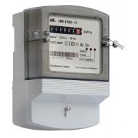 НИК 2102 02 М2 - однофазный счетчик электрической энергии