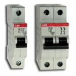 Автоматический выключатель SH201-B10 АВВ