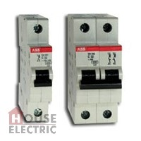 Автоматический выключатель SH201-B20 АВВ